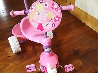 Ben & Holly Girls First Trike With Push Handle Collect Tralee Or Kilarney
