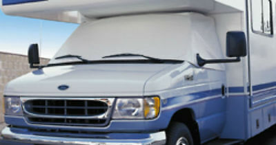 ADCO 2407 Privacy Cover Snooze Bonnet With Mirror Cut-outs For Ford Class C RV