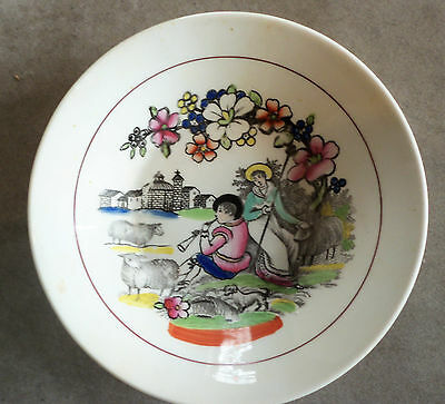 Vintage Hand Painted China Bowl