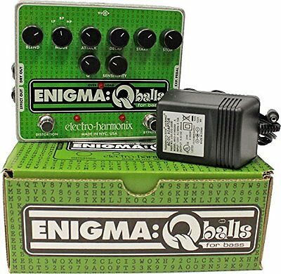Electro Harmonix Enigma : Q ' Balls  Envelope Controlled Filter for Bass