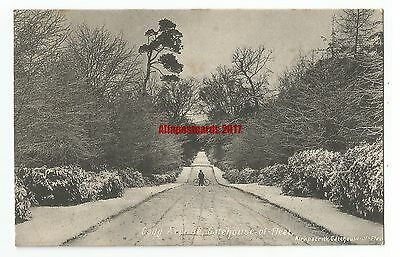 Scotland Gatehouse of Fleet Cally Avenue Vintage Postcard 22.6.3