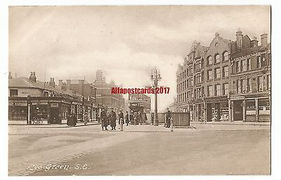 London Lee Green SE Vintage Postcard 22.6