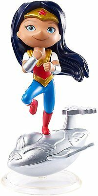 DC Super Hero Girls Wonder Woman Mini Vinyl Figure  *BRAND NEW*