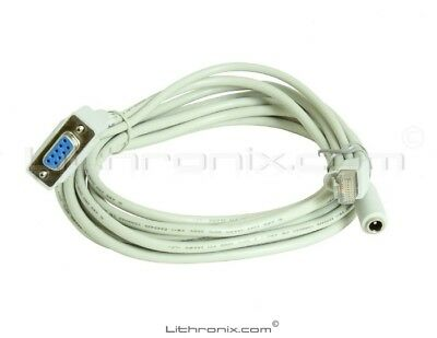 Communication Cable for Handheld 530/ ATS/ATD/PDC-S Part No. SE108-92, X-Rite