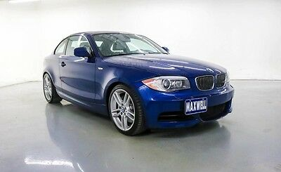 2013 BMW 1-Series Base Coupe 2-Door 2013 BMW 135i
