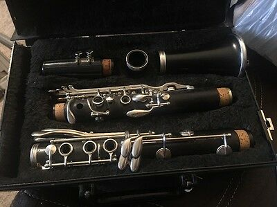 Vito French Noblet Wooden Clarinet With Case