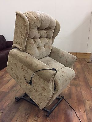 Celebrity electric lift, rise and recline chair