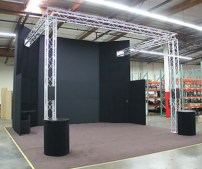 Stunning Trade Show Booth - 20' x 20' x 16' - DEAL!  SAVE MONEY!