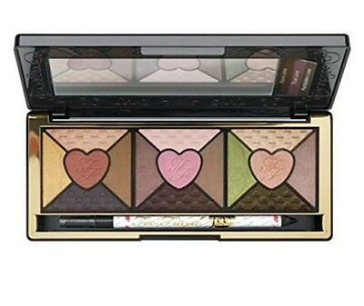 Too Faced love palette true love pure love and forbiden love new in box full siz