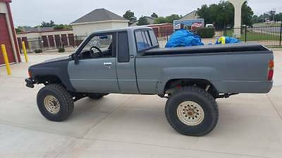 1987 Toyota Other  1987 Toyota Turbo Truck