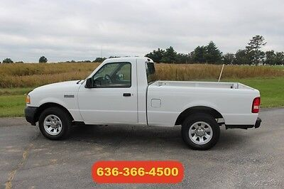 2011 Ford Ranger XL 2011 XL Used 2.3L I4 RWD Pickup Truck Automatic A/C Clean Inspected Work Service