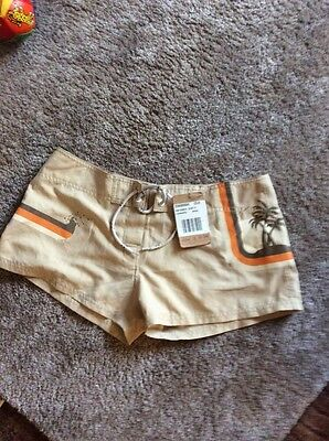 ladies shorts by animal size 12 new with tags