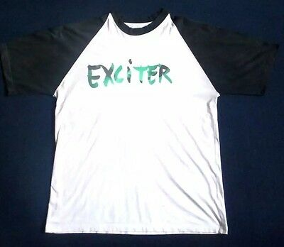 DEPECHE MODE,EXCITER,LARGE T SHIRT,WORN,BOUGHT IN 2001,INDIE,SYNTH,80s,TEE SHIRT