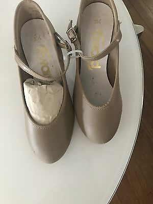 Character Dance Shoes/Contemporary Shoes