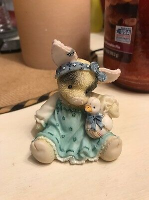 This Little Piggy Ducky To Have A Friend Like You 1995 Figurine