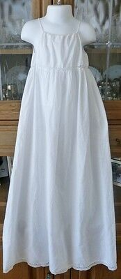 extra long Baby Petticoat for christening Gowns