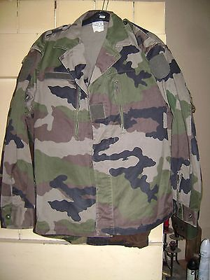 french army camo summer jacket