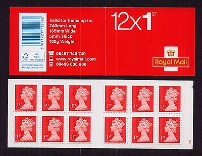 GB MF7b RED 12x1ST M14L MTIL CYL W5 pW2 W1 SELF ADHESIVE BOOK OLD PHONE NUMBERS