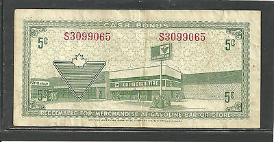 Canadian Tire Coupon S3-B-S3099065