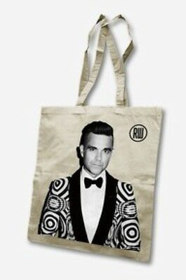 Robbie Williams Tote Bag The Heavy Entertainment Show. Brand New Take That