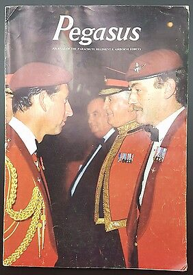 Pegasus - Journal of The Parachute Regiment and Airborne Forces - June 1992