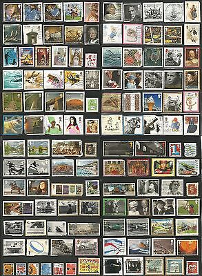 large collection gb recent modern commemoratives kiloware ALL DIFFERENT 2017 (9)