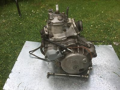 Aprilia Rs 125 Complete Engine With New Top End Rotax 122 Rs125