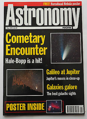 Astronomy Now Magazine Dated May 1997