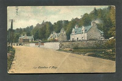 Cambus O' May Ballater Aberdeenshire - View of Village c1920