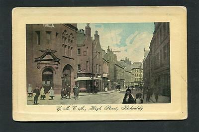 Kirkcaldy Fife - YMCA High Street c1910