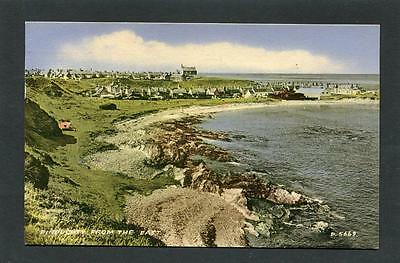 Findochty nr Buckie Cullen Moray - View from East p/u 1964