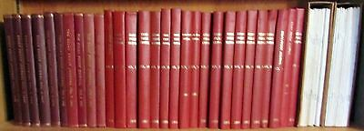 Antique...NY Essay-Proof Society. The Essay-Proof Journal, Vols 1-34, 1944-1977