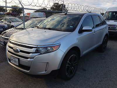 2013 Ford Edge  2013 Ford SEL