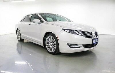 2014 Lincoln MKZ/Zephyr  2014 Lincoln