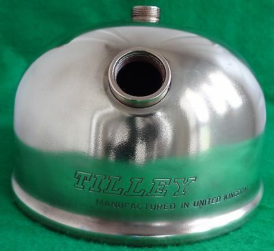 Tilley Lamp POLISHED BRASS TANK / FOUNT  Pressure Lamp Spare