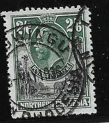 Northern Rhodesia. 1925/9. 2/6d. Used.