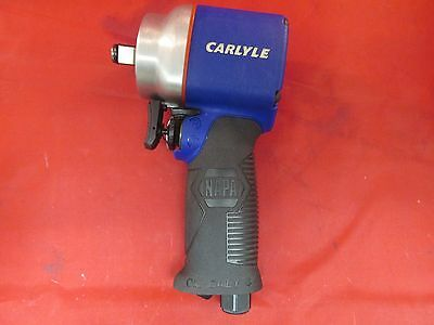 CARLYLE Napa 6-1083 1/2 DR. Snub Nose Impact Wrench