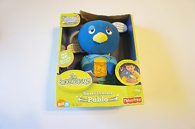 The Backyardigans Sweet Dreams Pablo Toy - NEW