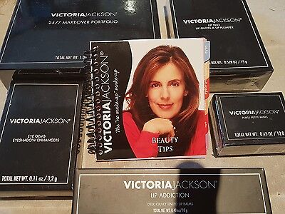 victoria jackson make up brand new and sealed RRP £99