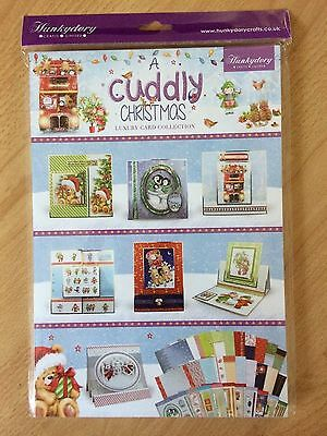 Hunkydory Luxury Card Collection A Cuddly Christmas