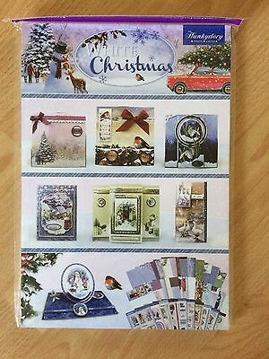 Hunkydory Luxury Card Collection White Christmas