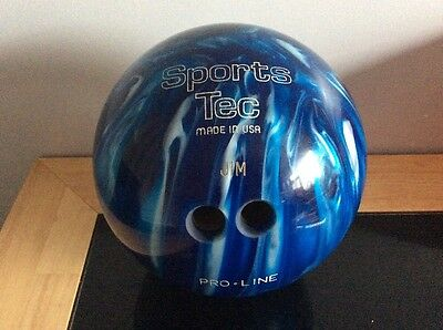 Sports Tec Bowling Ball, 14lb.