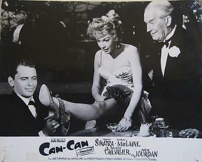 CAN-CAN 1960 -  French LOBBY-CARD