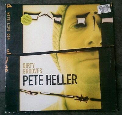 Dirty Gooves - Pete Heller - Vinyl Album - 2 x 12""