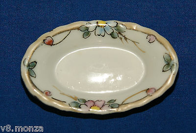 HAND PAINTED NIPPON SALT DISH DIPS CELLARS DISHES OPEN SALTS /d3