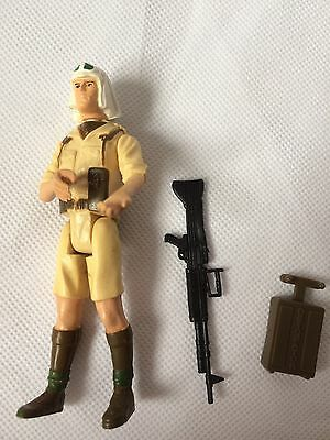 Vintage Palitoy Action Force Desert Rat Figure