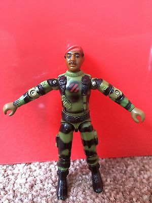 Vintage Action Force GI JOE Z Force Jammer Action Figure
