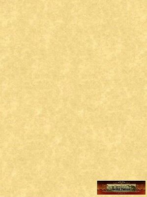 M00170a MOREZMORE 25 Sheets Parchment Paper RELIC GOLD Cardstock Card Stock A60