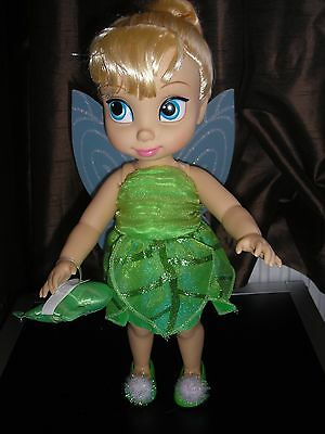 Very Pretty Disney Doll Tinkerbell 16 Inches
