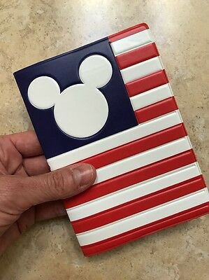 SO CUTE! Mickey Mouse Passport Case Holder Wallet Cover NEW
